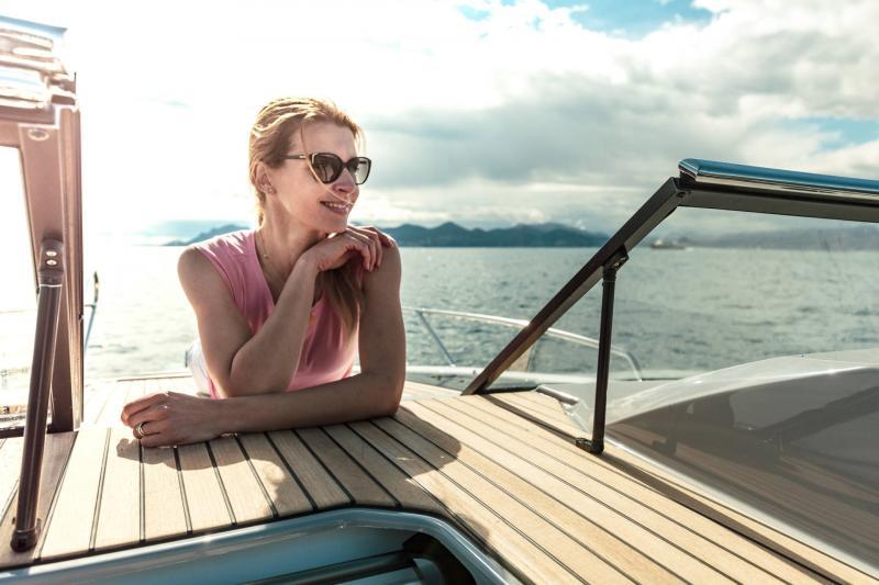 Cap Camarat 7.5 DC série 2 │ Cap Camarat Day Cruiser of 7m │ Boat Außenbord Jeanneau  15975