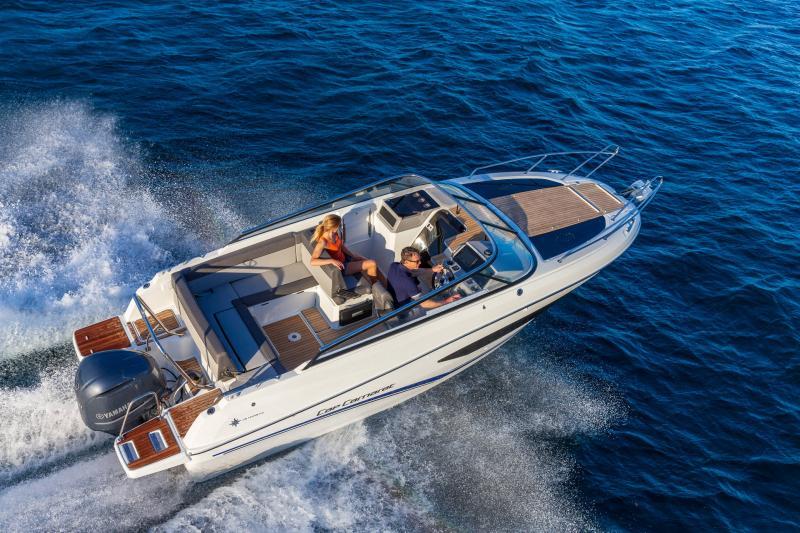 Cap Camarat 7.5 DC série 2 │ Cap Camarat Day Cruiser of 7m │ Boat Outboard Jeanneau  15988