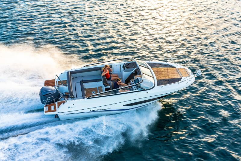 Cap Camarat 7.5 DC série 2 │ Cap Camarat Day Cruiser of 7m │ Boat Außenbord Jeanneau  15991
