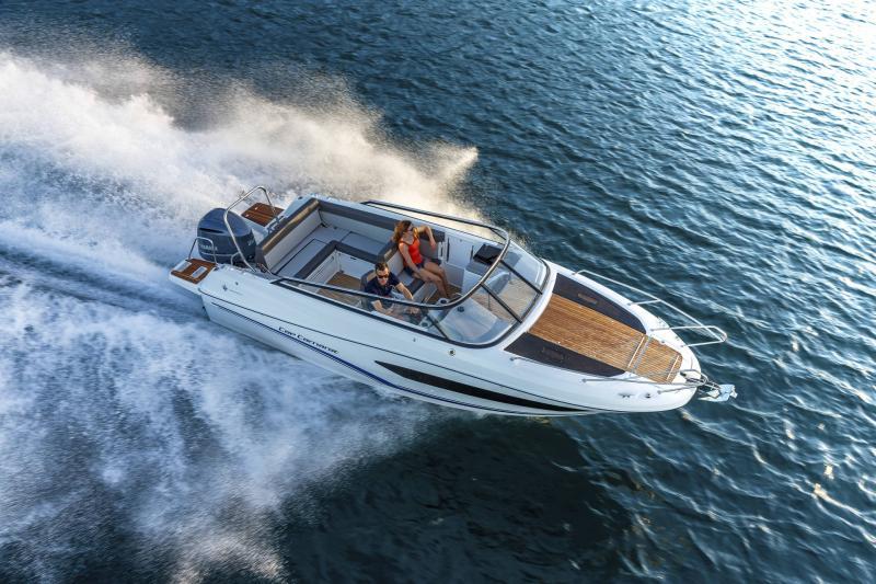 Cap Camarat 7.5 DC série 2 │ Cap Camarat Day Cruiser of 7m │ Boat Außenbord Jeanneau  15980