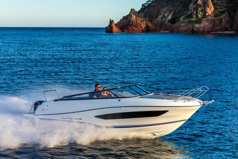 Cap Camarat 7.5 DC série 2 │ Cap Camarat Day Cruiser of 7m │ Boat Außenbord Jeanneau  15989