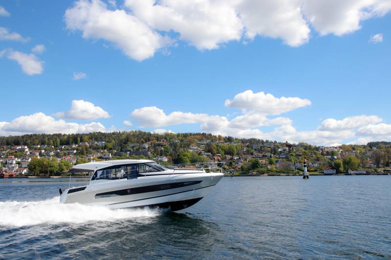 NC 37 │ NC of 11m │ Boat Inboard Jeanneau  15834