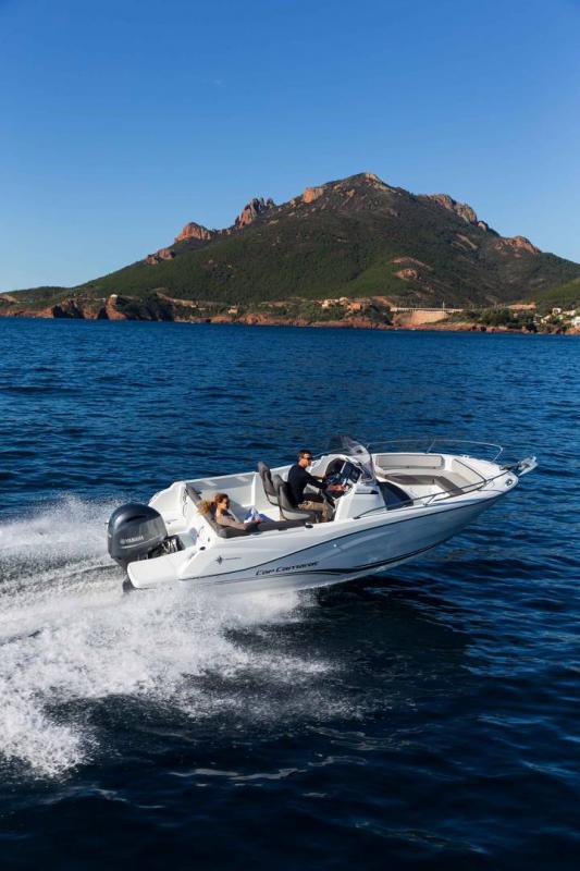 Cap Camarat 6.5 CC série3 │ Cap Camarat Center Console of 7m │ Boat Outboard Jeanneau  16193
