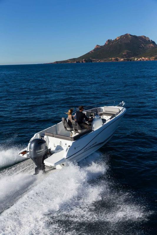 Cap Camarat 6.5 CC série3 │ Cap Camarat Center Console of 7m │ Boat Outboard Jeanneau  16191