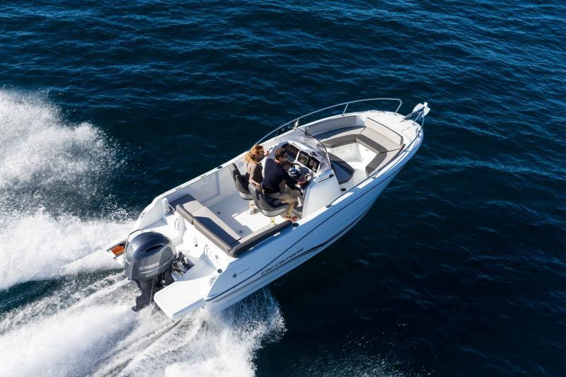 Cap Camarat 6.5 CC série3 │ Cap Camarat Center Console of 7m │ Boat Outboard Jeanneau  16190