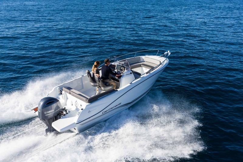 Cap Camarat 6.5 CC série3 │ Cap Camarat Center Console of 7m │ Boat Outboard Jeanneau  16194