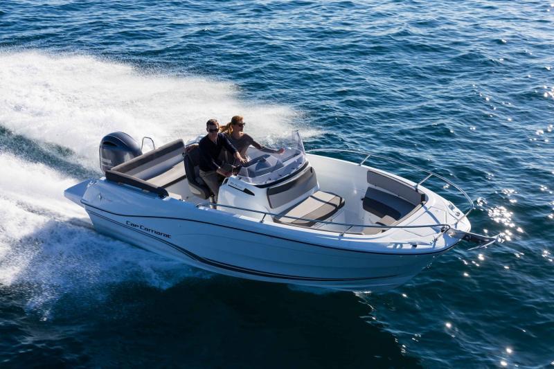 Cap Camarat 6.5 CC série3 │ Cap Camarat Center Console of 7m │ Boat Outboard Jeanneau  16184