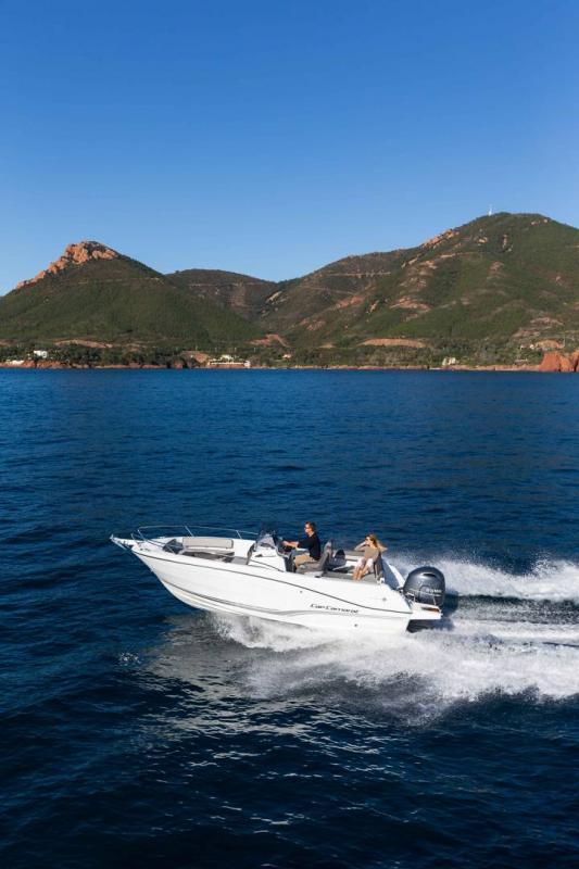 Cap Camarat 6.5 CC série3 │ Cap Camarat Center Console of 7m │ Boat Outboard Jeanneau  16196