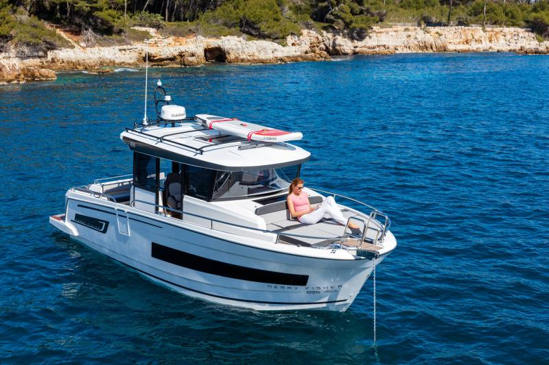 Merry Fisher 895 Marlin │ Merry Fisher Marlin of 9m │ Boat Fuori bordo Jeanneau  16616