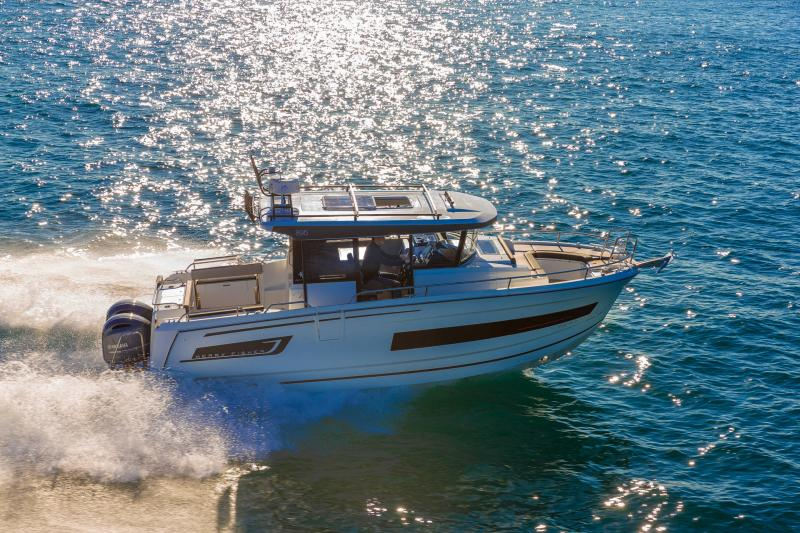 Merry Fisher 895 Marlin │ Merry Fisher Marlin of 9m │ Boat Outboard Jeanneau  16620