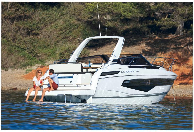 Leader 30 │ Leader of 9m │ Boat Intra-borda Jeanneau  16951