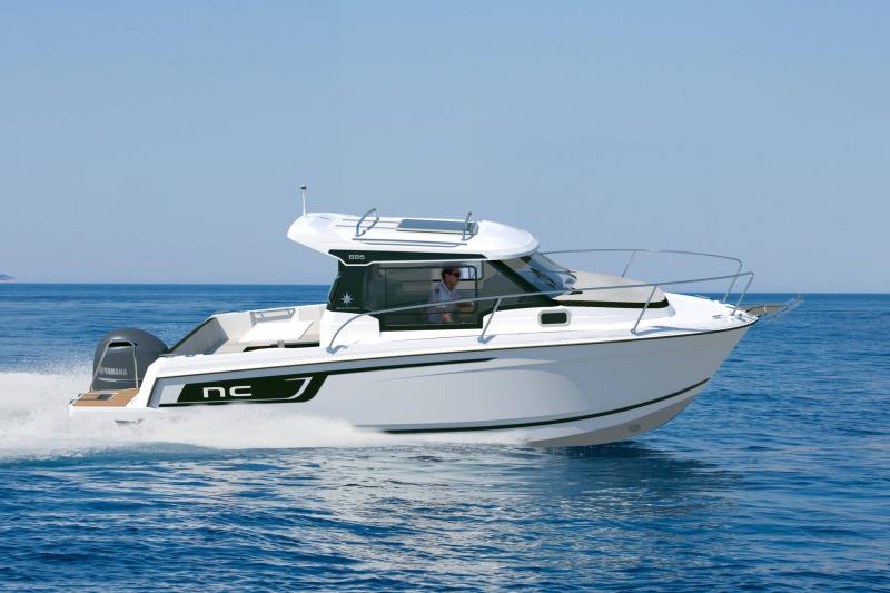 NC 695 │ NC of 7m │ Boat Outboard Jeanneau  16569