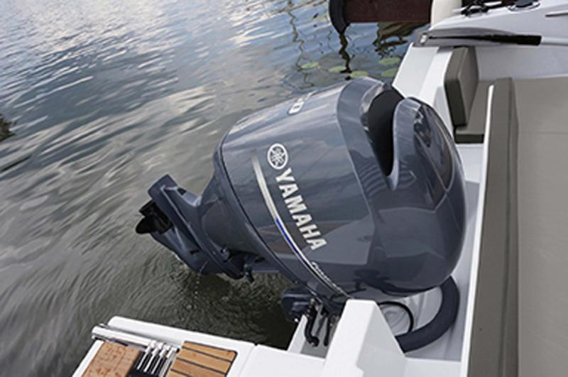 Merry Fisher 695 │ Merry Fisher of 7m │ Boat Outboard Jeanneau  10393