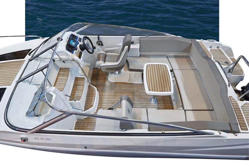 Cap Camarat 6.5 DC │ Cap Camarat Day Cruiser of 6m │ Boat powerboat Jeanneau  11112