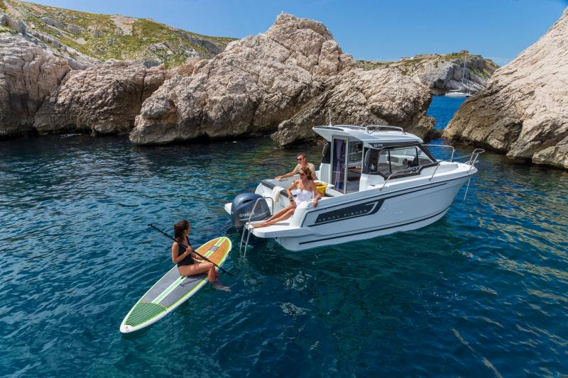 Merry Fisher 605 série2 │ Merry Fisher of 6m │ Boat powerboat Jeanneau  23447