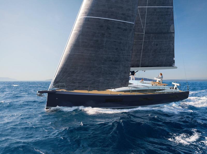 Jeanneau Yachts 60 │ Jeanneau Yachts of 18m │ Boat Sailboat Jeanneau  20845