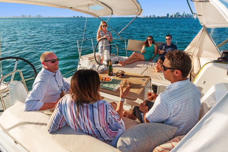 Sun Odyssey 490 │ Sun Odyssey of 14m │ Boat Veleros Jeanneau  20399
