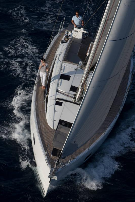 Jeanneau Yachts 54 │ Jeanneau Yachts of 16m │ Boat Barche a vela Jeanneau  17494