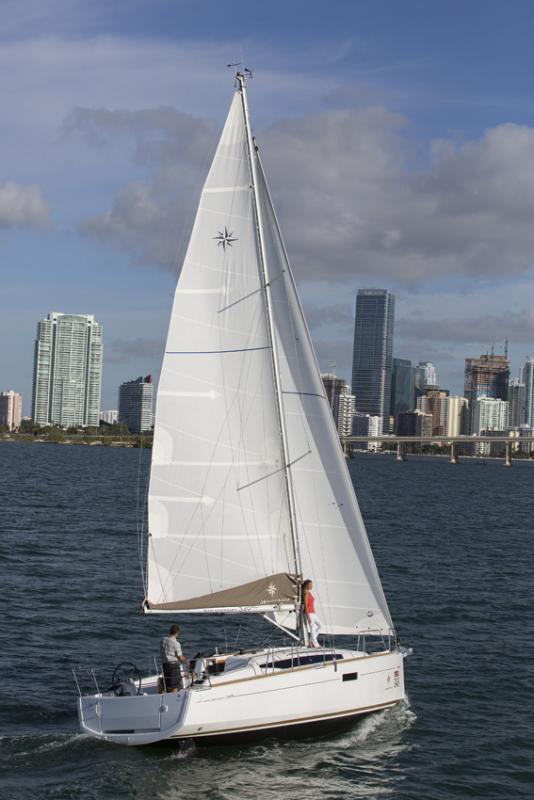 Sun Odyssey 349 │ Sun Odyssey of 10m │ Boat Sailboat Jeanneau boat Sun-Odyssey-349 941