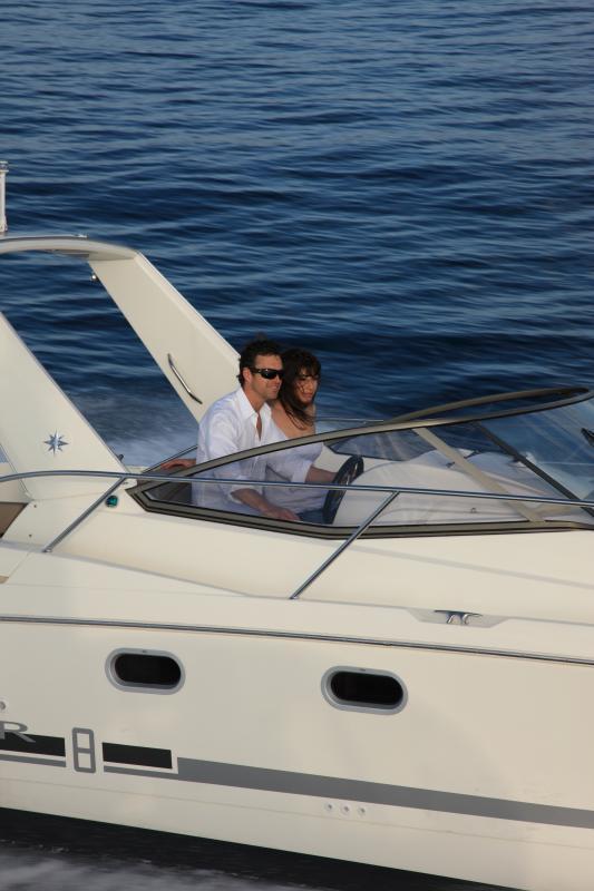 Leader 8 │ Leader of 9m │ Boat powerboat Jeanneau boat Leader-Leader8 72