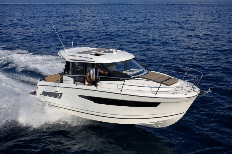 NC 895 │ NC Weekender of 9m │ Boat powerboat Jeanneau  18964