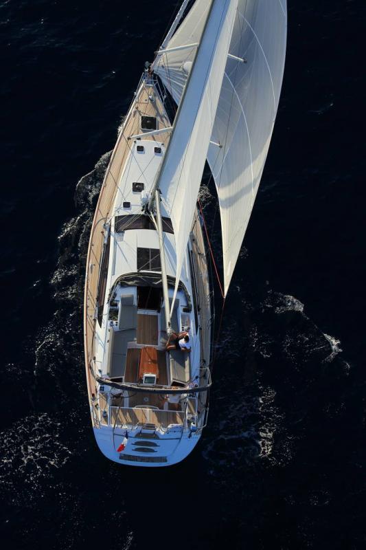 Jeanneau 58 │ Jeanneau Yachts of 18m │ Boat Sailboat Jeanneau  17535