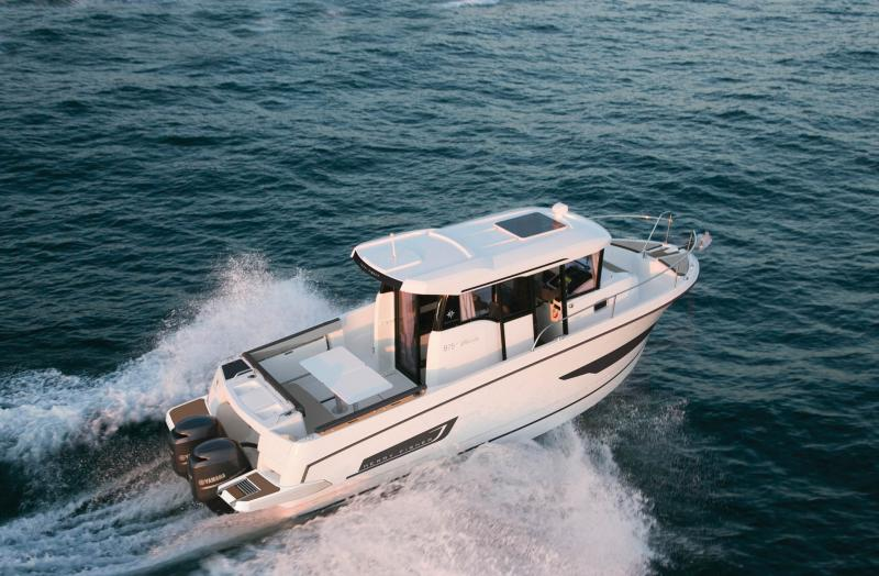 Merry Fisher 875 Marlin Exterior Views 7