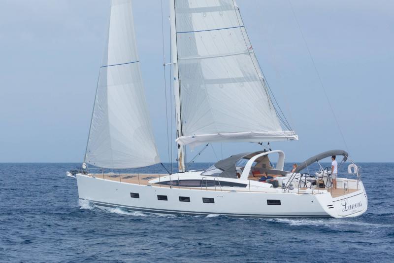 Jeanneau 64 │ Jeanneau Yachts of 20m │ Boat Sailboat Jeanneau  17601