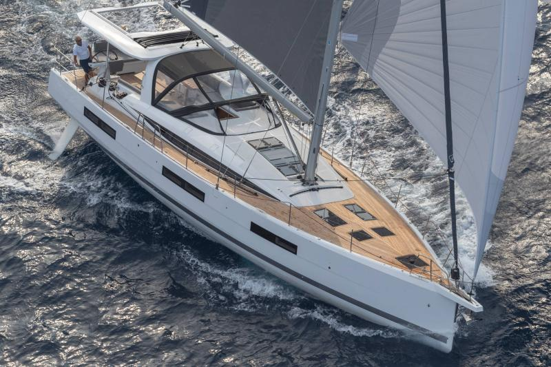 Jeanneau Yachts 60 │ Jeanneau Yachts of 18m │ Boat Barche a vela Jeanneau  23366