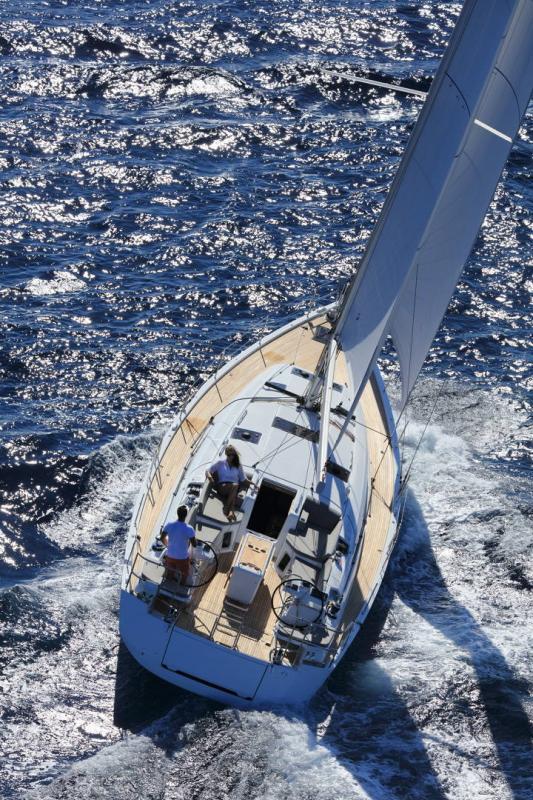 Jeanneau Yachts 51 │ Jeanneau Yachts de 15m │ Bateaux Voiliers Jeanneau  17370
