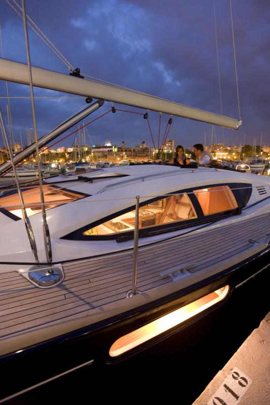 Sun Odyssey 50 DS │ Sun Odyssey DS of 15m │ Boat Sailboat Jeanneau boat Sun-Odyssey-DS-50DS 158