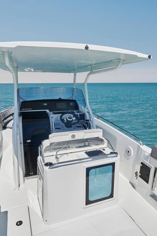 Leader 7.5 CC Series 3 │ Leader CC of 7m │ Boat powerboat Jeanneau  23083
