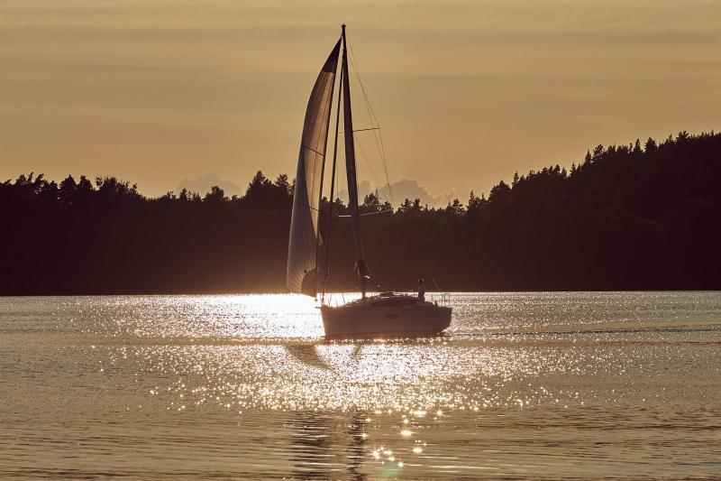 Sun Odyssey 319 Vistas del exterior 2