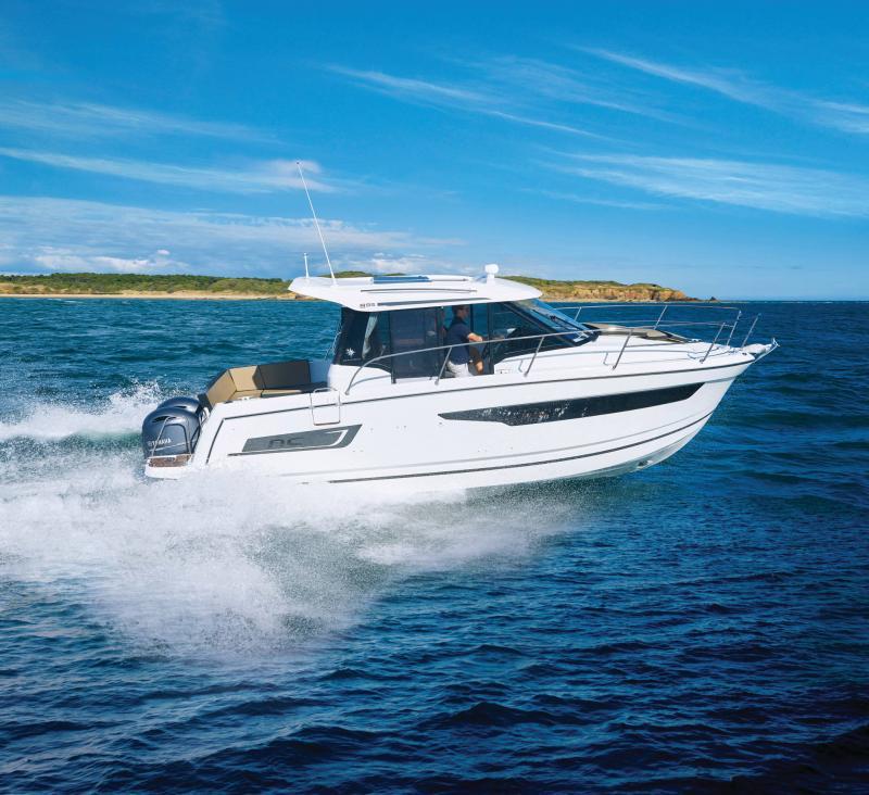 NC 895 │ NC Weekender of 9m │ Boat powerboat Jeanneau  18957