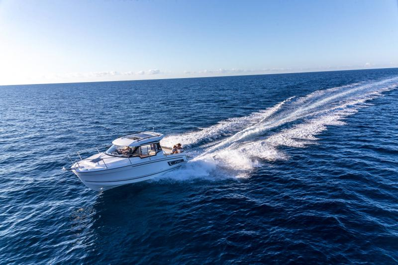 NC 795 Series 2 │ NC Weekender of 8m │ Boat powerboat Jeanneau  21944