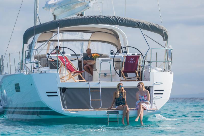 Jeanneau 64 │ Jeanneau Yachts of 20m │ Boat Sailboat Jeanneau  17595