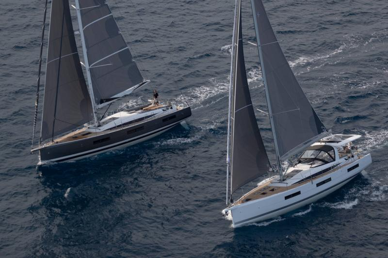 Jeanneau Yachts 60 │ Jeanneau Yachts of 18m │ Boat Barche a vela Jeanneau  23422