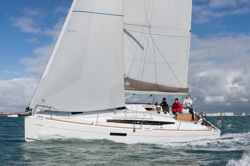 Sun Odyssey 349 │ Sun Odyssey of 10m │ Boat Sailboat Jeanneau  19158