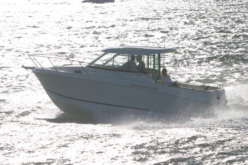 Merry Fisher 705 │ Merry Fisher Inboard of 7m │ Boat Inboard Jeanneau  6616