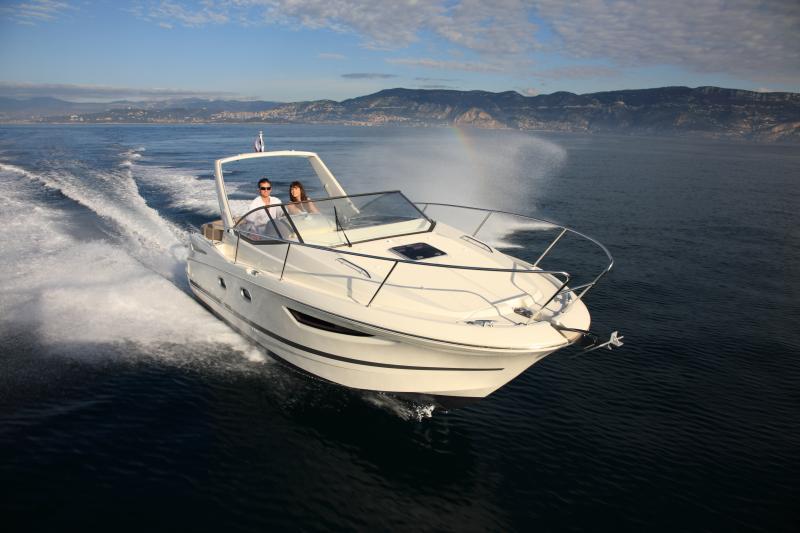 Leader 8 │ Leader of 9m │ Boat powerboat Jeanneau boat Leader-Leader8 59