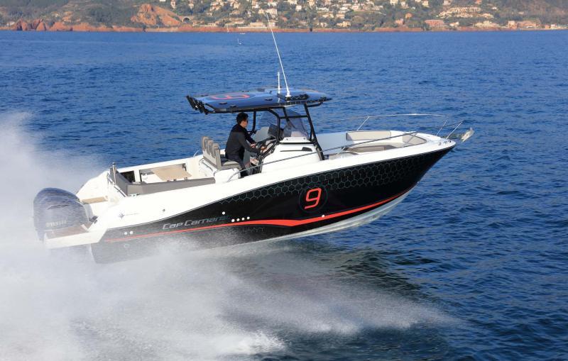 Cap Camarat 9.0 CC │ Cap Camarat Center Console of 9m │ Boat Outboard Jeanneau Cap Camarat 9.0 CC 11531