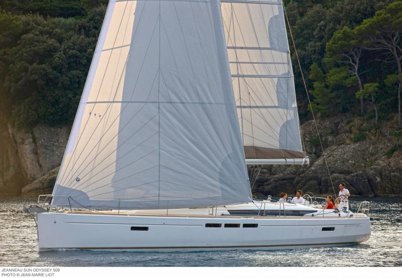 Sun Odyssey 519 │ Sun Odyssey of 16m │ Boat Segelboote Jeanneau  19791