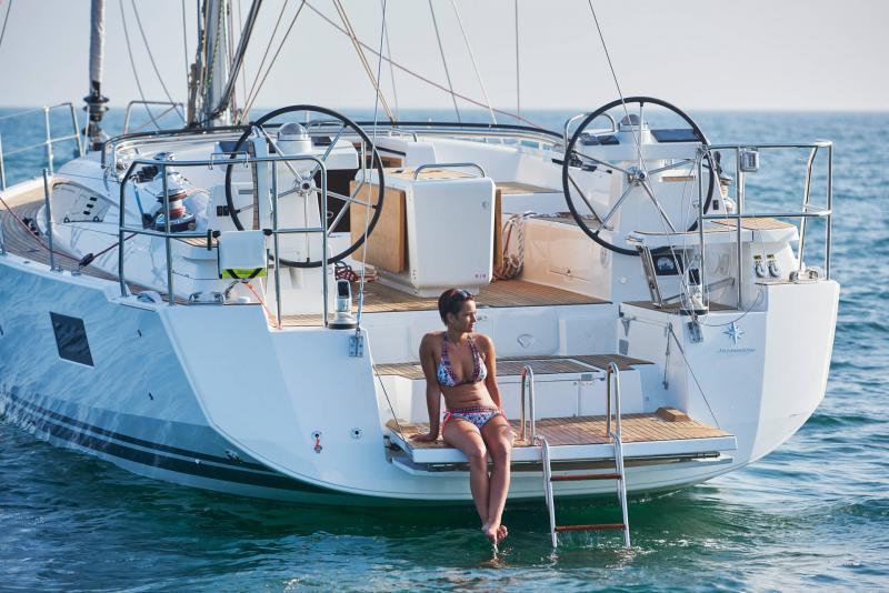 Jeanneau 51 │ Jeanneau Yachts of 15m │ Boat Sailboat Jeanneau  17423