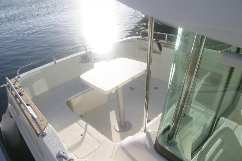Merry Fisher 705 │ Merry Fisher Inboard of 7m │ Boat Inboard Jeanneau  6614