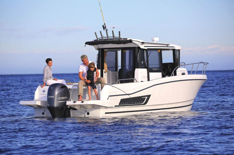 Merry Fisher 795 Marlin Vistas del exterior 4