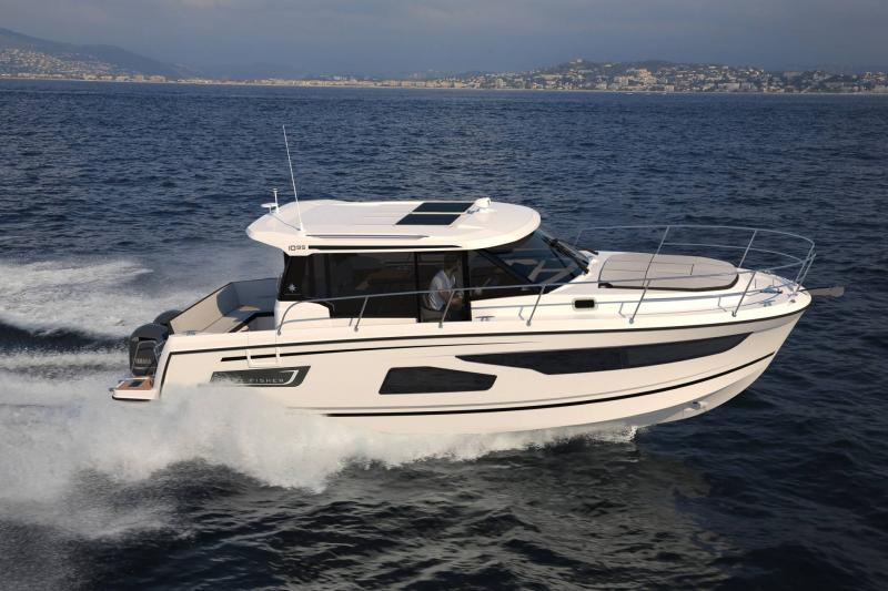 Merry Fisher 1095 │ Merry Fisher of 11m │ Boat powerboat Jeanneau  20430