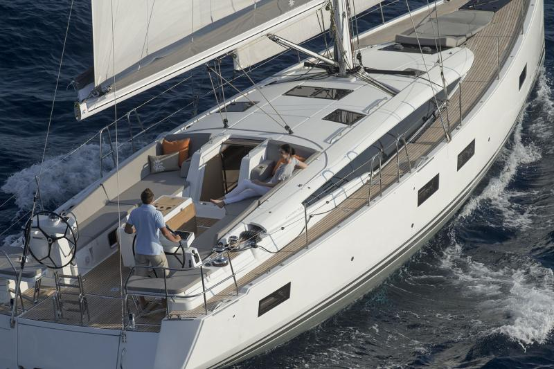 Jeanneau 54 Exterior Views 55