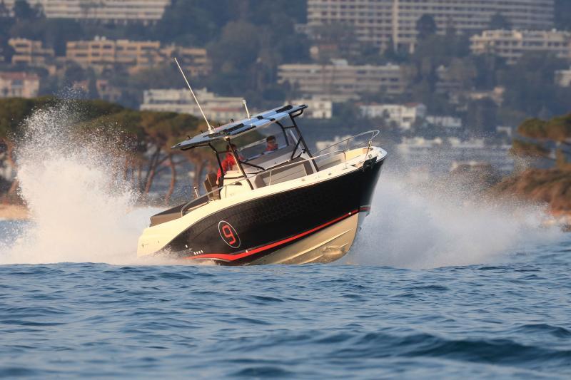 Cap Camarat 9.0 CC │ Cap Camarat Center Console of 9m │ Boat Outboard Jeanneau Cap Camarat 9.0 CC 11364
