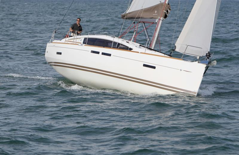 Sun Odyssey 41 DS │ Sun Odyssey DS of 12m │ Boat Sailboat Jeanneau boat Sun-Odyssey-DS-41DS 507
