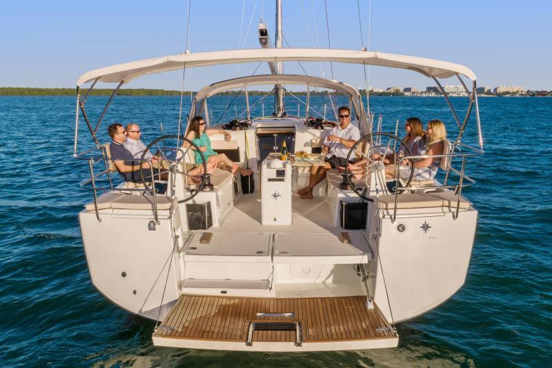 Sun Odyssey 490 │ Sun Odyssey of 14m │ Boat Veleros Jeanneau  20400